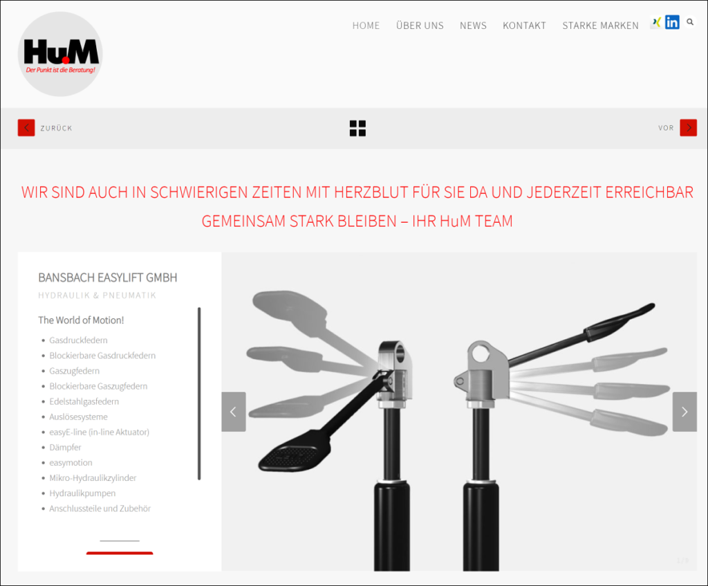 Hasske und Meermann Antriebstechnik